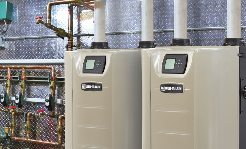 Gas Boilers | William C. Fox Heating & Air Conditioning | Burlington County, NJ