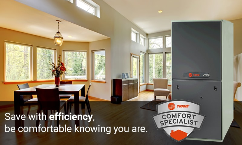 Furnace Installation & Repair | William C. Fox Heating & Air Conditioning | Burlington County, NJ