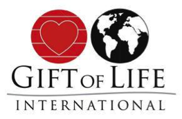 Gift of Life International | William C. Fox Heating & Air Conditioning | Burlington County, NJ