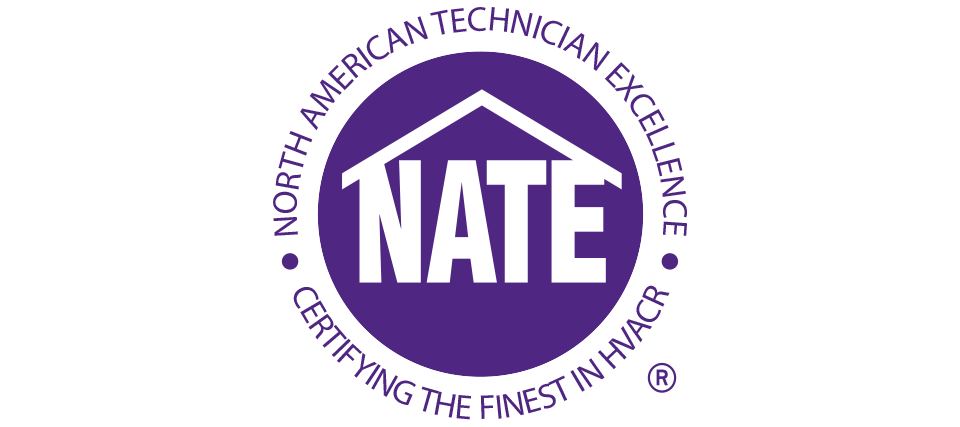 NATE Certified | William C. Fox Heating & Air Conditioning | Burlington County, NJ